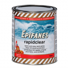 Epifanes Rapidclear Varnish - 750ml
